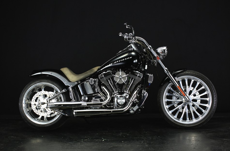 TC FATBOY 280 WIDE TIRE CUSTOM