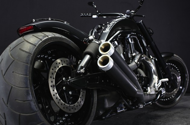 2004 V-ROD 280 WIDE TIRE CUSTOM