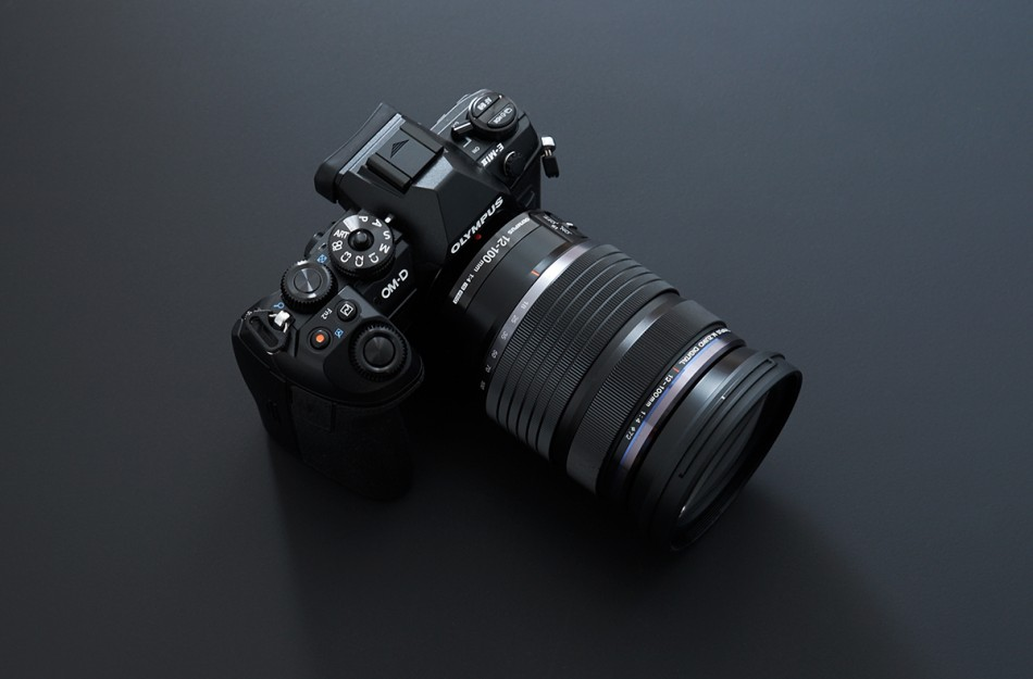 OLYMPUS OM-D E-M1 Mark II Photo by PHOTO YODOBASHI